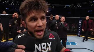 Fight Night Brooklyn: Henry Cejudo & TJ Dillashaw Octagon Interviews