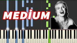 Sezen Aksu Küçüğüm(Piano Cover)