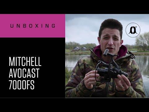 Mitchell Avocast FS Black Edition nyeletőfékes távdobó orsó videó