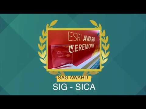 Premio Mundial por Sistema de Información en SAN