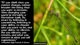 Creating a New World ∞The Pleiadian High Council of Seven, Channeled by Daniel Scranton