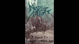 Nightside Kingdom - A Storm To Bring The Dark Age [Full Demo] 1997