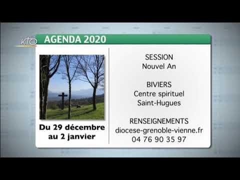 Agenda du 21 décembre 2020