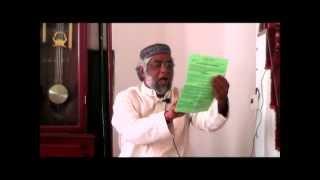 preview picture of video 'Difference entre la verité et Fausseté - Explication Par Qaariy Mansoor - 29.07.12/1433H'