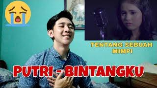 PUTRI   BINTANGKU | OFFICIAL MUSIC VIDEO REACTION