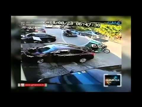 Naked 17-year-old girl seen falling from a luxury car in Mandaluyong