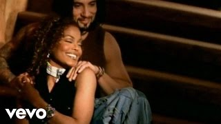 Janet Jackson - Thats The Way Love Goes (Official Music Video)