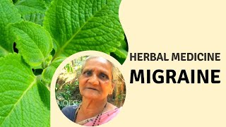 Remedy for migraine, cough - Iruveli