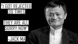 Rejection - Jack Ma
