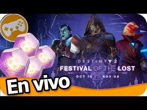 FESTIVAL DE LAS ALMAS PERDIDAS DESTINY 2 Con EpsilonGamex