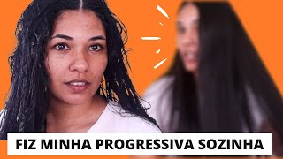 PROGRESSIVA SOZINHA EM CASA