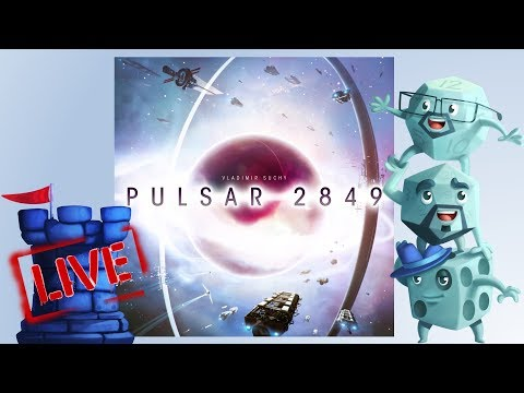 Pulsar 2849 Playthrough - LIVE!