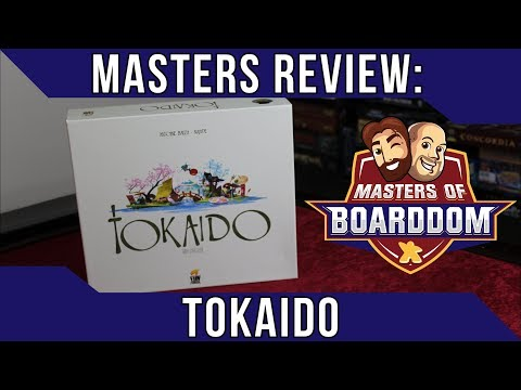 Tokaido Review - Masters of Boarddom