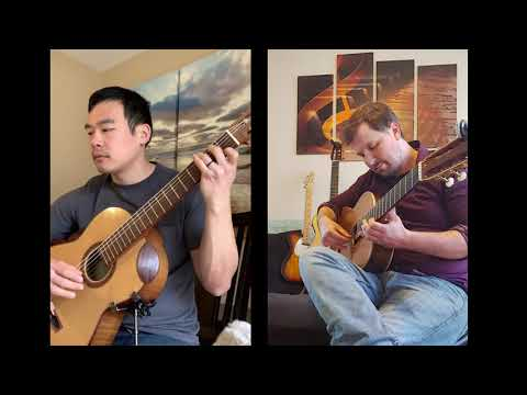 "I perform in a professional guitar duet, The Windy City Guitar Duo.  Here is one of our recent ""Quarantine"" videos.  Enjoy!"