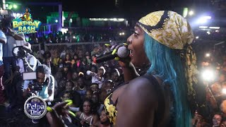 SPICE Birthday Party featuring INTENCE, I WAATA, i-octane & chin chin ching burn down the SHOW 2019