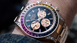 6 Most Expensive Luxury Watch Brands