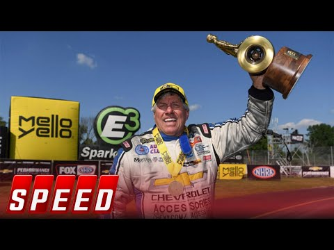 John Force breaks his 17-year U.S. Nationals drought | 2019 NHRA DRAG RACING