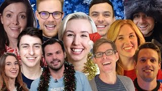 Science YouTubers sing It's the Most Wonderful Time of the Year | Shed Science