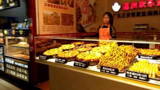 【鐵道旅情】深圳東門町美食街 超大美食廣場   深圳   20170214