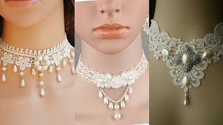 Necklace Designing Ideas // Delicate Jewelry Design Collection