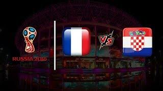Hasil Pertandingan Final Piala Dunia, Prancis vs Kroasia