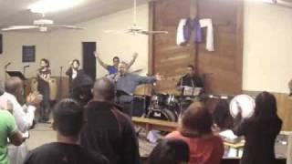 Rock of My Salvation Church - Praise Break 2 - Revival Nov 19 09
