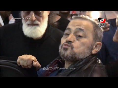 رابطة عشاق الوسوف تستقبل «أبو وديع» بالورود