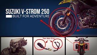 GOOD VERSION !! Suzuki V-Strom 250 | Built For Adventure