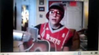 Austin Mahone - So Sick on Ustream May 20 '2011