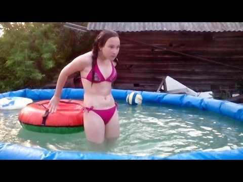 Влог .купаемся !!!!!