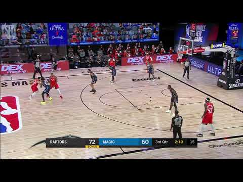 Norman Powell Full Play vs Orlando Magic | 08/05/20 | Smart Highlights