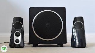 Logitech Z523 Overview, Specifications & Sound Test