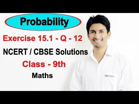 Happyclass - Probability, Mathematics, CLASS 9 - NCERT CBSE
