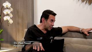 Dr. Paul Nassif on MTV Lebanon, Gracy's Edition