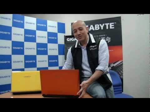 Review: the Gigabyte P2742G Gaming Notebook