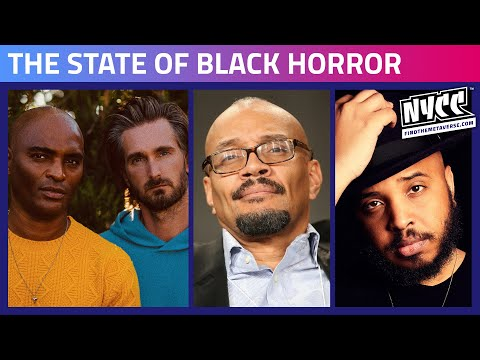 Entertainment Weekly Presents Black Horror: The State of Black Horror Post- Get Out