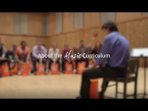 The Juilliard - Nord Anglia Performing Arts Music Curriculum