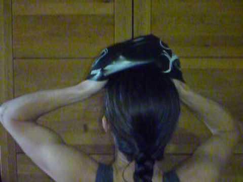 Badekappe anziehen mit langen Haaren