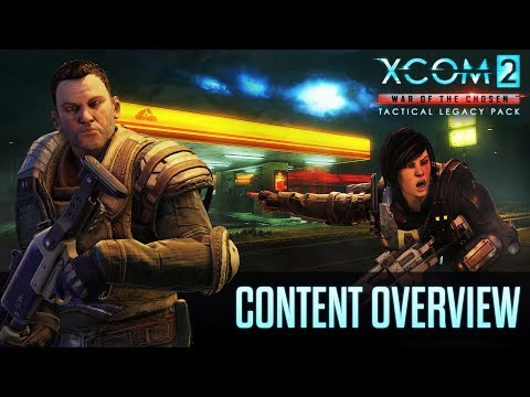 XCOM 2: War of the Chosen - Tactical Legacy Pack Overview