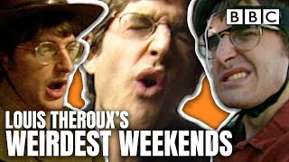 12 of Louis Theroux's most painfully awkward encounters   Louis Theroux's Weird Weekends - BBC