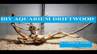 How To Make Driftwood In Three Simple Steps   Diy Driftwood 