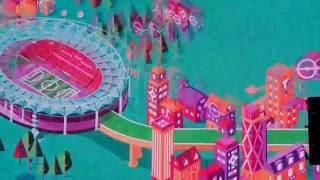 Presentato il logo di Roma città ospitante di Euro 2020
