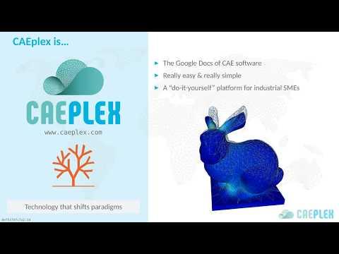 CAEplex vs  SimScale Comparison