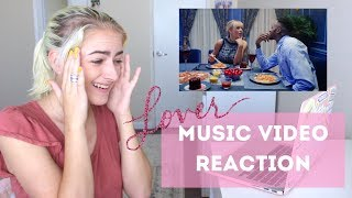 Lover Taylor Swift Music Video Reaction!