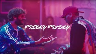 Chris Brown, Lil Dicky FREAKY FRIDAY without ed, khaled, kendall