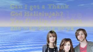Edens Edge- Amen HD Lyrics (On Screen)