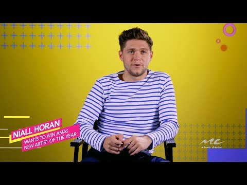 Niall Horan on His New Artist of the Year AMAs Nom