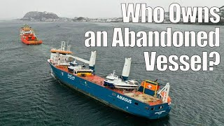 Who Owns an Abandoned Vessel?