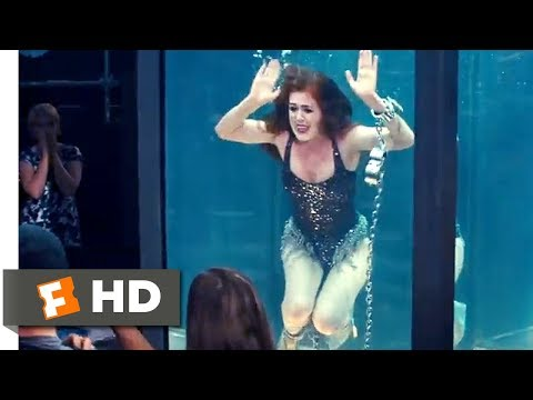 Now You See Me (2/11) Movie CLIP - The Piranha Tank (2013) HD (видео)