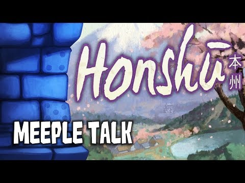Honshu Review with Meeple Talk